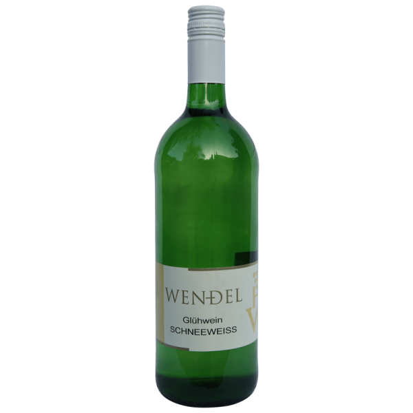 Schneeweiss Winzerglühwein Weingut Wendel Bingen