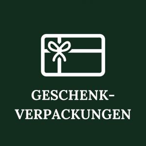 Geschenkverpackungen / Grusskarten